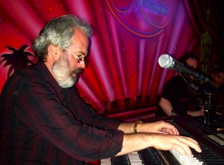 Jazz Keyboardist